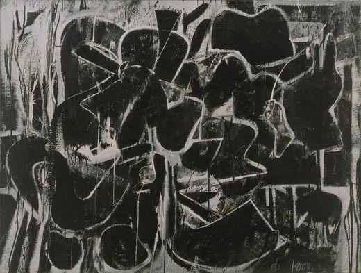 Monochrome Painting Artists