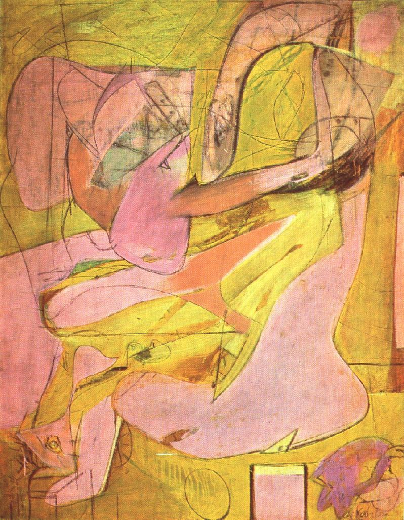 abstract expressionism the art history archive willem de kooning