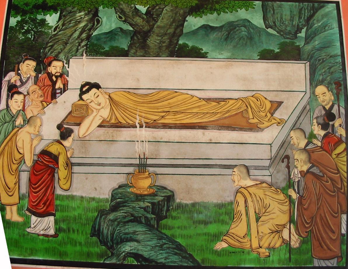 Buddhist Paintings of South Korea