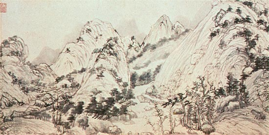 Huang Gongwang Chinese Painter The Art History Archive