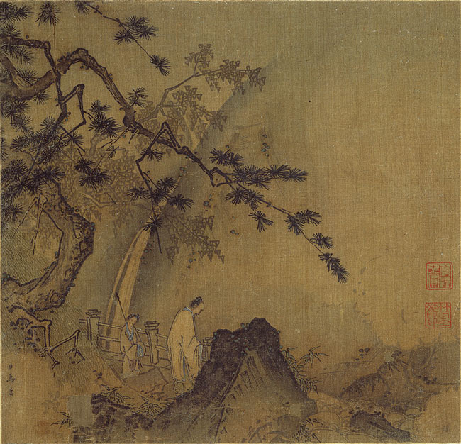 Speaking, famous asian historical art