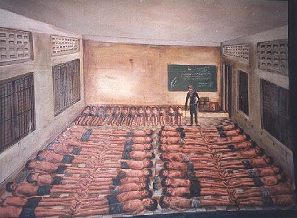 Vann Nath Paint Propaganda Or Die The Art History Archive