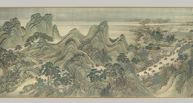 northern sung dynasty landscape painting influences essay His famous essays secrets of landscape painting ( painting and has enormous influence on in the late sung dynasty and early yuan.
