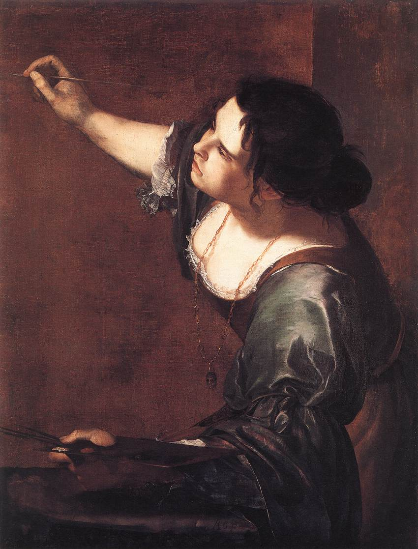 Self-Portrait - c.1630