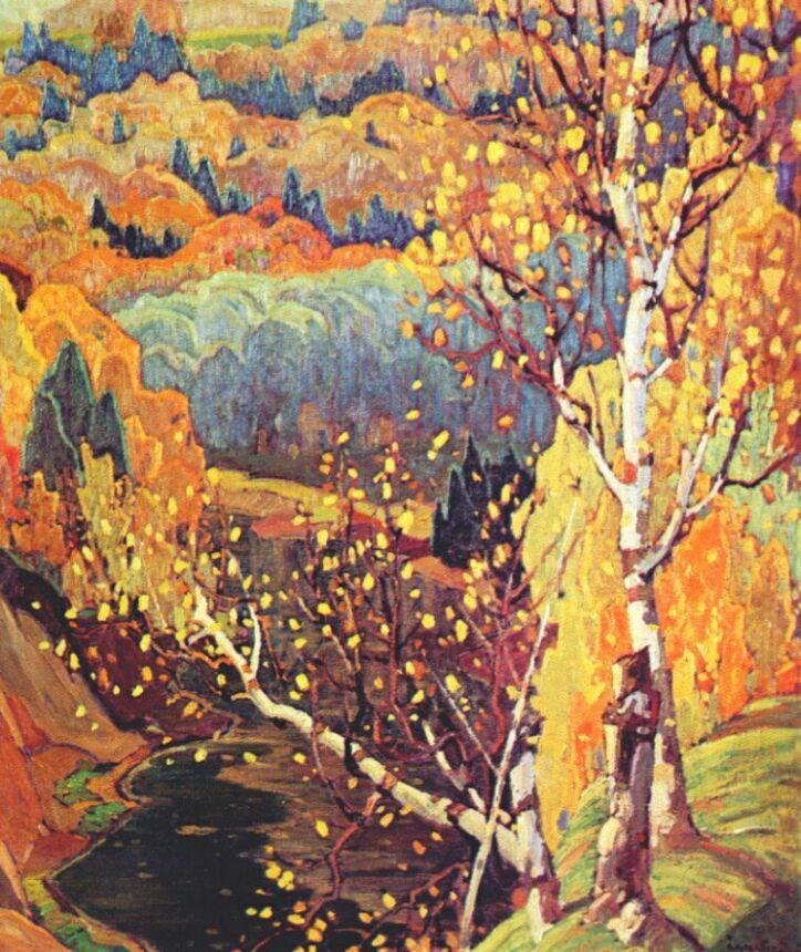 Canadian Landscape Artist
