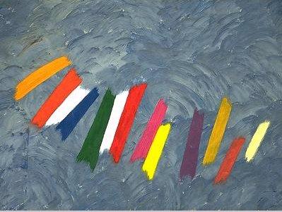 Jack Bush Canadian Abstract Painter The Art History