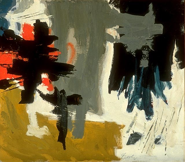 Jack Bush Canadian Abstract Painter The Art History