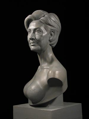 Nude enhanced busts
