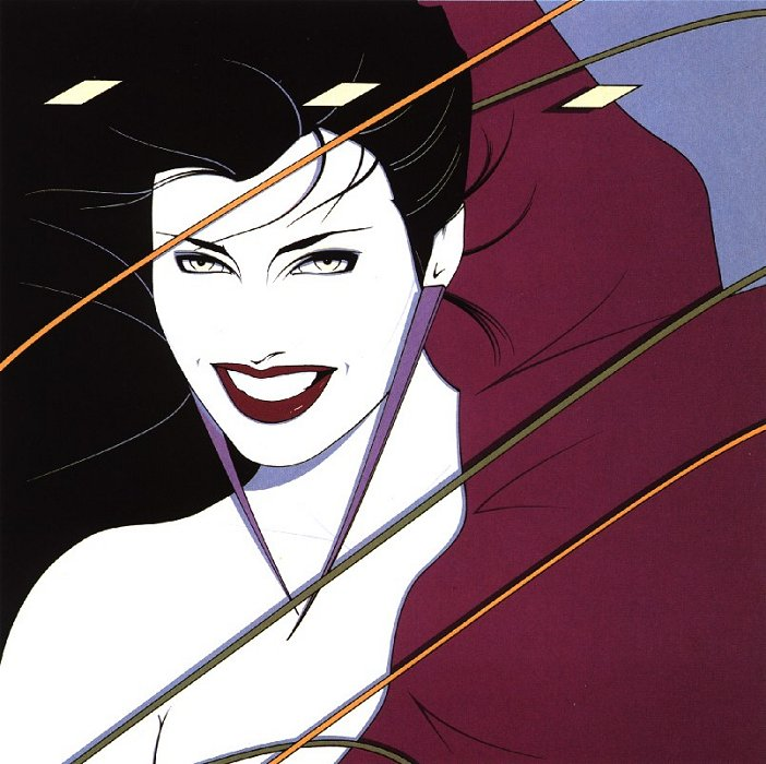Patrick Nagel Playboy Art Icon 1945 1984 The Art