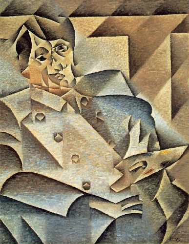 a history of cubism Analytic cubism was developed by picasso and braque in 1910 explore how the artists approached their representational art and how to interpret it.