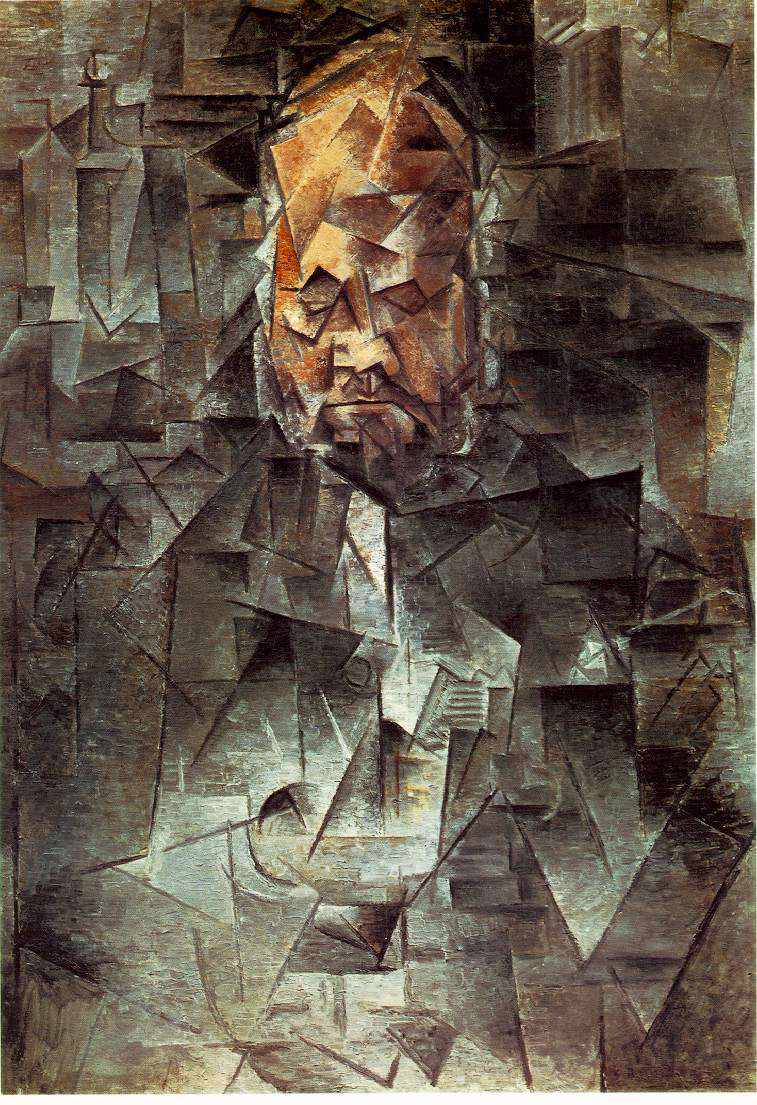Picasso Cubist Faces �cubism has remained within