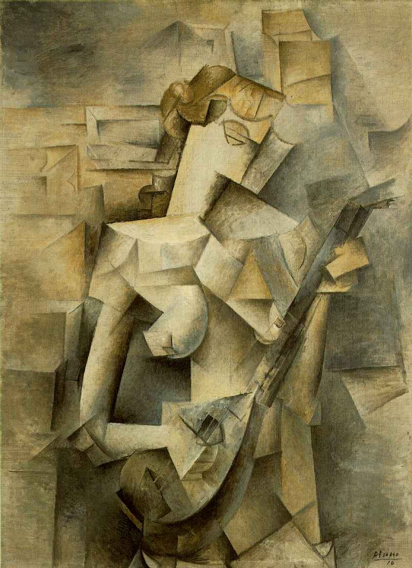 cubism the art history archive