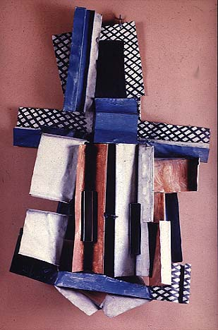 A Technical Study of Picasso's Construction Still Life ...  |Mandolin And Clarinet Picasso