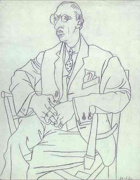 Most Characteristic Of Contour Line Drawing : Pablo picasso the most famous artist of th century
