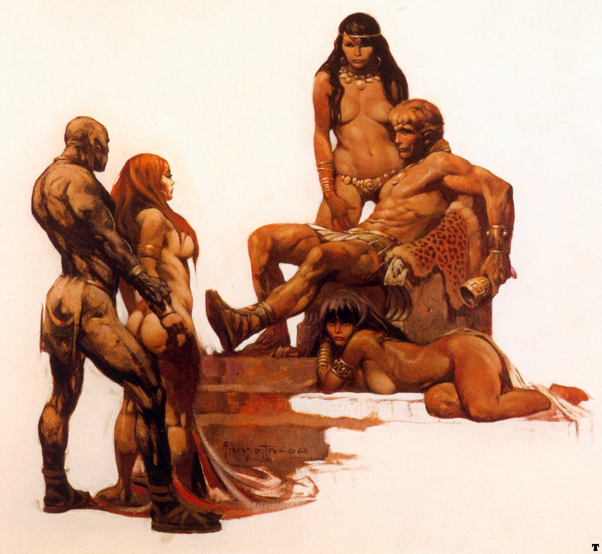 Fantasy sex slaves art porn pics