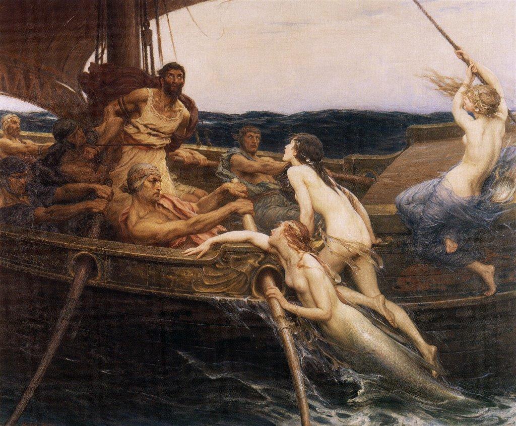 http://www.arthistoryarchive.com/arthistory/greekroman/images/HerbertJamesDraper-Ulysses-and-the-Sirens-1909.jpg