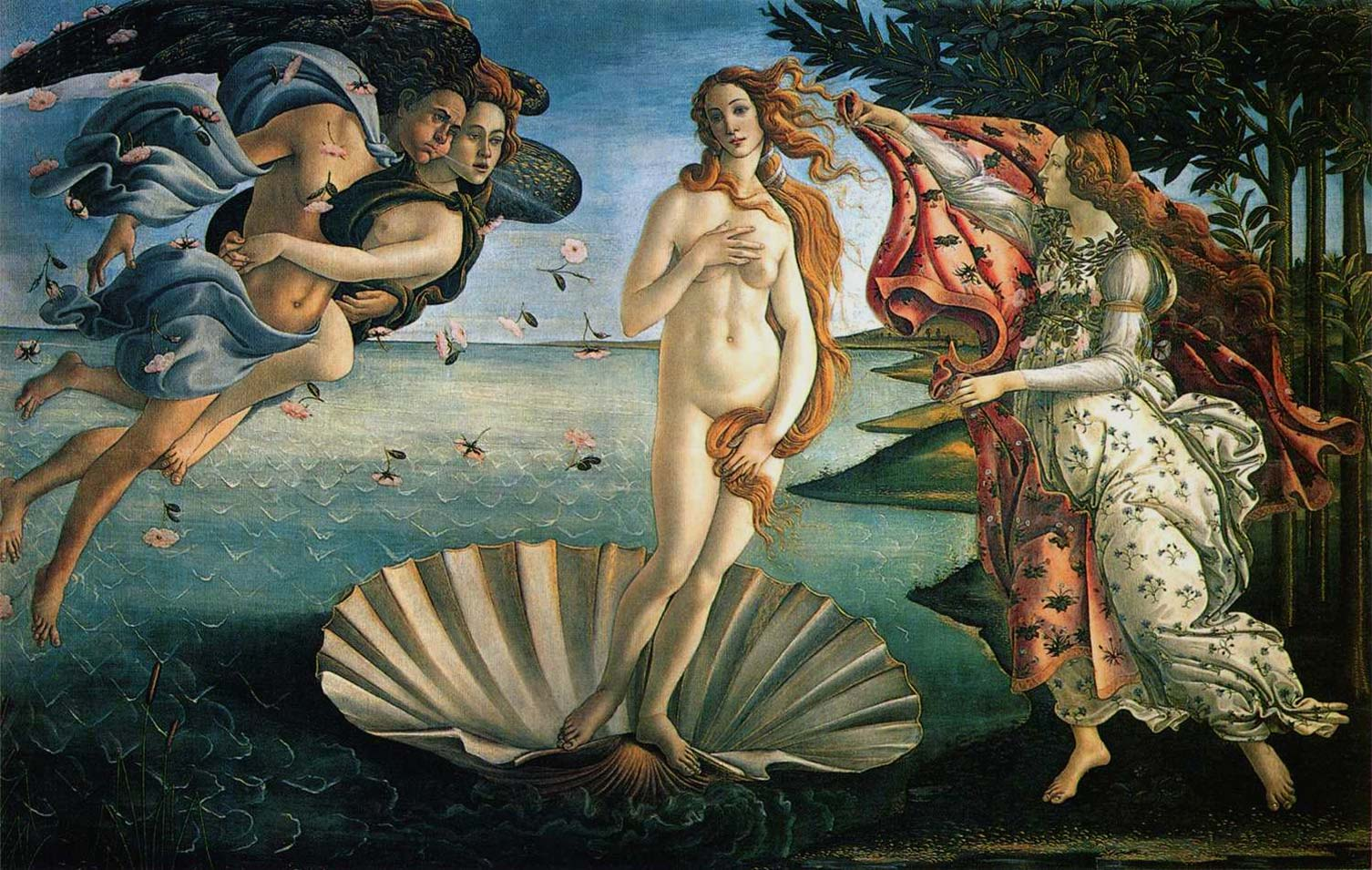 The European Ideal Beauty of the Human Body in Art  A Short Introduction to European History & Culture