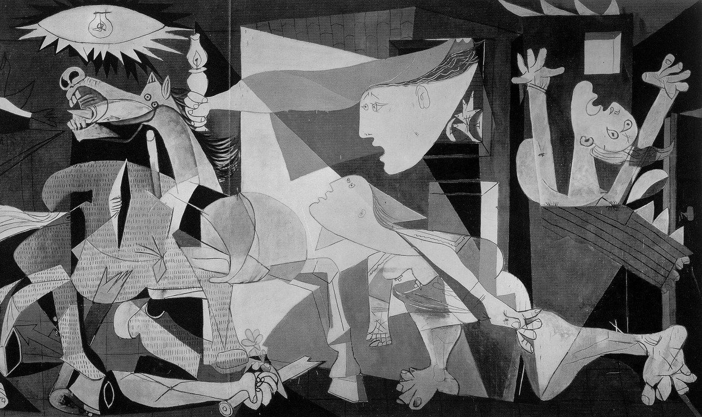 pablo picasso the most famous artist of the th century the guernica 1937