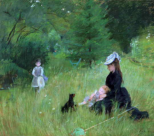 Berthe Morisot - French Impressionist Painter - Biography ...