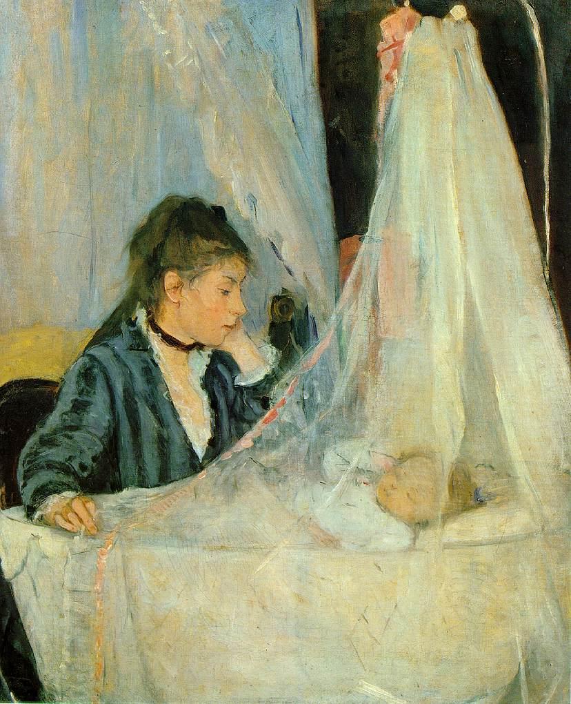The Cradle - 1872