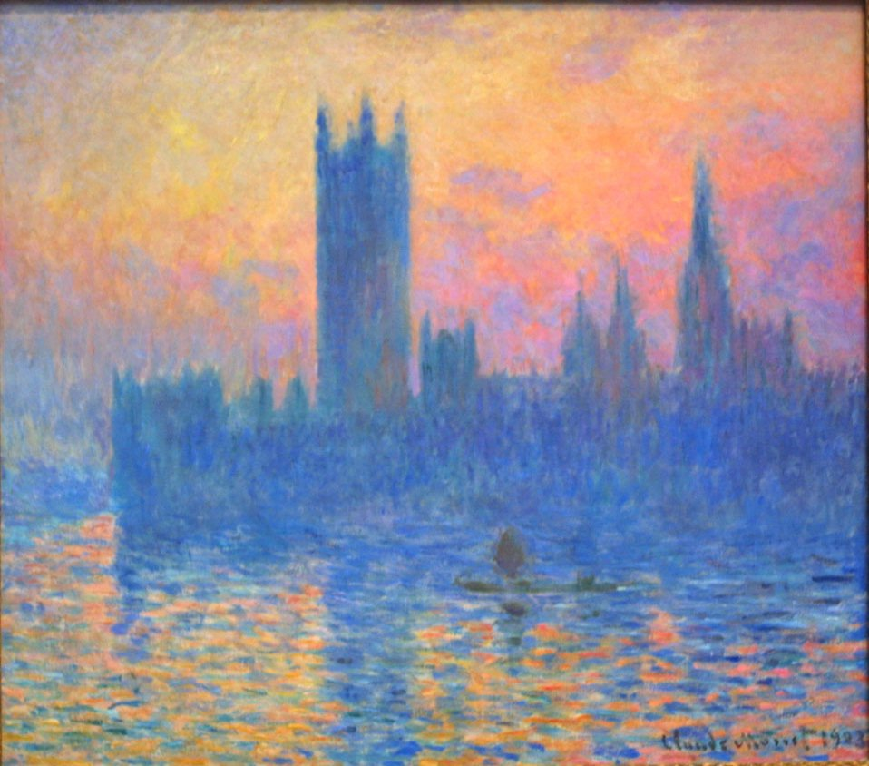 an analysis of monets painting impression sunrise Free essay on historic analysis of impressionist painting available totally free at echeatcom, the largest free impression sunrise of claude monet.