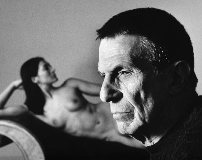 Nude Photography by Leonard Nimoy