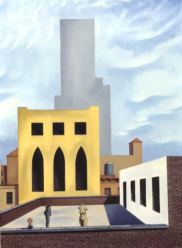 George Ault Paintings And Biography The Art History