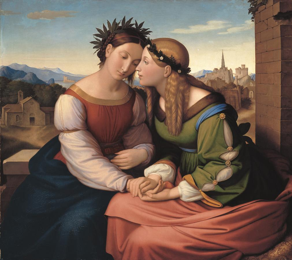 http://www.arthistoryarchive.com/arthistory/romanticism/images/FriedrichOverbeck-Italy-and-Germany-1828.jpg