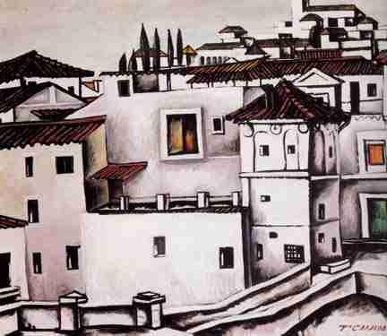 Tahir Salahov. Granada 1978